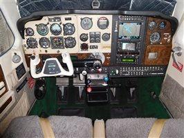 1977 Beechcraft Bonanza V35B Aircraft