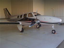 2011 Beechcraft Baron G58 Aircraft