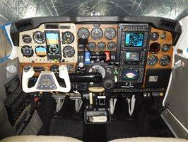 1982 Beechcraft Baron 58 Aircraft