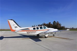 1992 Beechcraft Baron 58 Aircraft