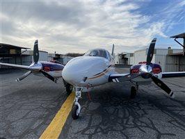 2014 Beechcraft Baron G58 Aircraft