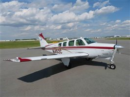 1999 Beechcraft Bonanza TNA36 Aircraft