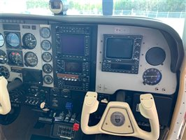 1985 Beechcraft Bonanza A36 Turbo-Normalized