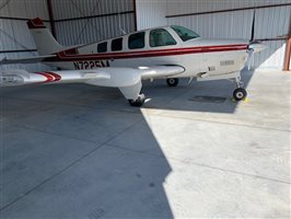 1985 Beechcraft Bonanza A36 Turbo-Normalized