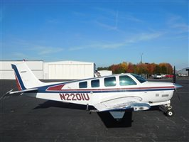 1997 Beechcraft Bonanza B36TC Aircraft