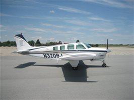 2000 Beechcraft Bonanza A36 Aircraft