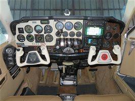 1974 Beechcraft Baron 55 B Aircraft
