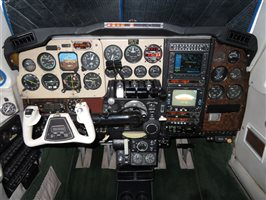 1980 Beechcraft Baron 58P Aircraft