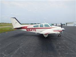 1978 Beechcraft Baron 55 B Aircraft