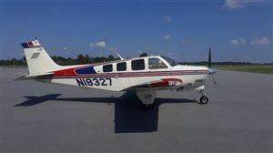 1978 Beechcraft Bonanza A36 Aircraft