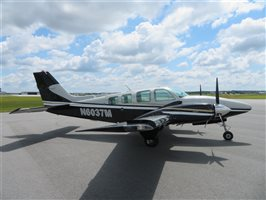 1979 Beechcraft Baron 58 Aircraft