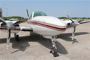 1996 Beechcraft Baron 58 Aircraft