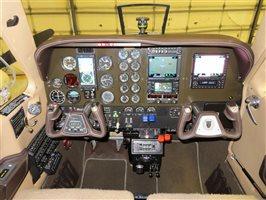 1985 Beechcraft Baron 58 Aircraft