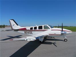 1985 Beechcraft Baron 58 Aircraft