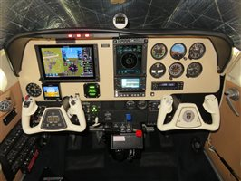1988 Beechcraft Bonanza A36 Aircraft