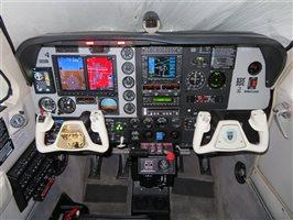 1997 Beechcraft Bonanza A36 Turbo-Normalised