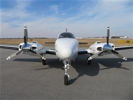 2007 Beechcraft Baron G58 Aircraft