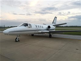 1974 Cessna Citation 500