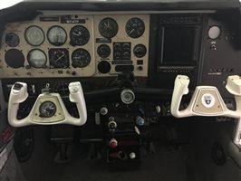 1975 Beechcraft Bonanza V35B IO 550 Conversion