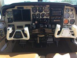 1969 Beechcraft Baron 55 COLEMILL PRESIDENT 600