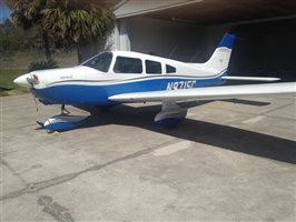 1978 Piper Warrior II PA-28