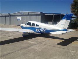 1978 Piper Warrior II PA-28