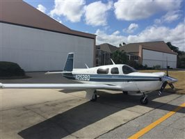 1987 Mooney M20 series