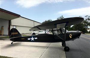 1943 TAYLORCRAFT L-2M