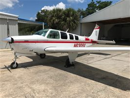 1982 Beechcraft Bonanza A36 IO 550 CONVERSION