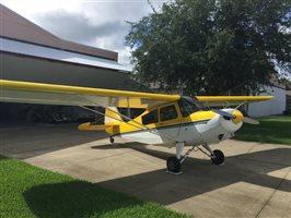 1947 Aeronca 7BCM (L-16A)