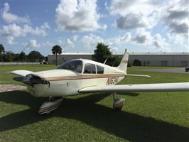 1973 Piper PA 28-140 160 HP CONVERSION