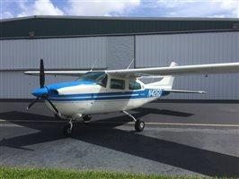 1976 Cessna T-210L