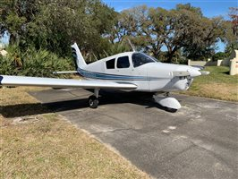 1966 Piper PA 28-140, 160 CONVERSION