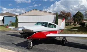 1965 Piper Comanche 260 PA 24