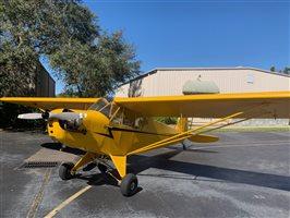 1947 Piper J3 Aircraft