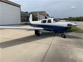 1978 Mooney 201 M20J Aircraft