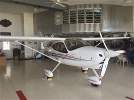 2015 Avia Tecnam P2008