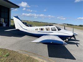 1980 Piper PA 34-200T