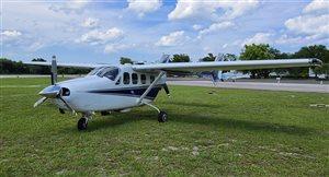 1975 Cessna T337G Riley Super Sky Rocket