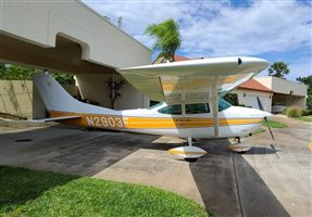 1966 Cessna 182 J