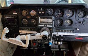 1957 Beechcraft Bonanza H35 Aircraft