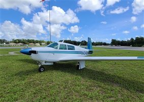 1980 Mooney 201 M20J Aircraft