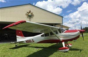 1965 Cessna 180 H