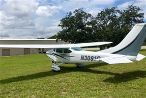1967 Cessna 182 K