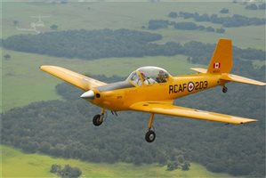 1950 Avia Dehavilland DHC - 1 Super Chipmunk