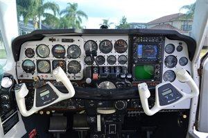 1976 Beechcraft Baron 55 B Aircraft