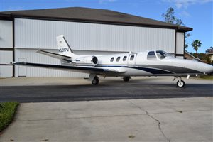 1977 Cessna Citation 501SP