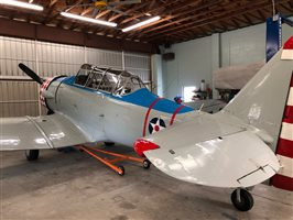 1952 Avia Harvard MK IV
