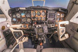1981 Beechcraft Baron 58P