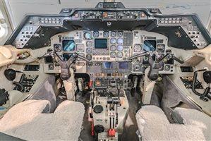 1988 Hawker 800A